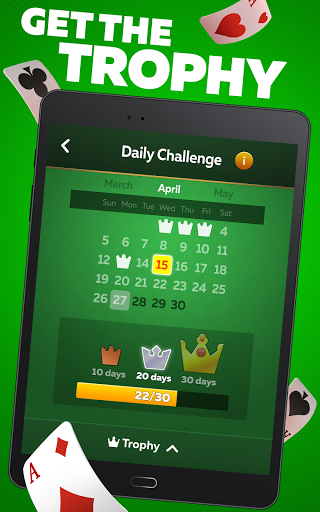 Solitaire Play u2013 Classic Klondike Patience Game 2.1.4 screenshots 14