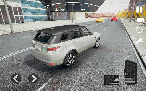 Crazy Car Driving & City Stunts: Rover Sport 1.12 Screenshots 13