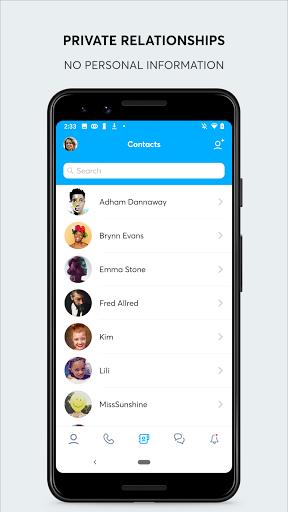 twinme - private messenger  screenshots 1
