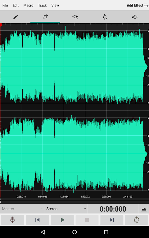 WaveEditor for Android™ Audio Recorder & Editor poster 8