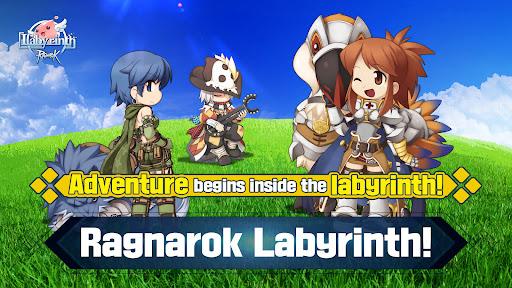 Ragnarok: Labyrinth 28.411.5 screenshots 1
