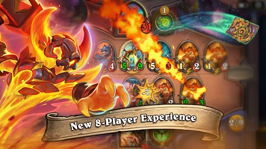 Hearthstone MOD (Unlocked All Features) 4
