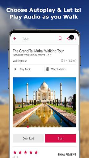 izi.TRAVEL: Get Audio Tour Guide & Travel Guide 6.3.16.477 Screenshots 7