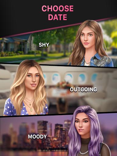 Dream Zone: Dating simulator & Interactive stories  screenshots 8