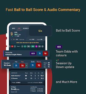 Cricket Exchange – Live Score & Analysis MOD APK V21.01.05 – (Premium) 2