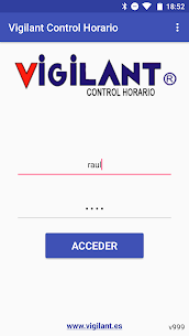 Vigilant Fichador NFC 2.1 [MOD APK] Latest 1
