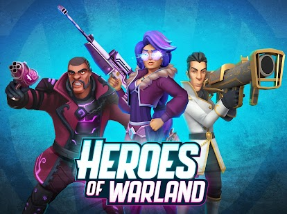 Heroes of Warland - Action 3c3 JcJ en ligne Capture d'écran
