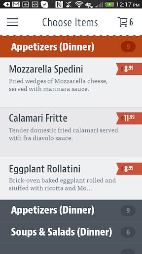 il forno italian screenshot 3