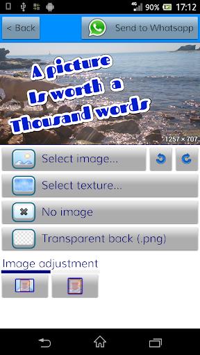 TextArt u2605 Cool Text creator 1.2.2 Screenshots 9