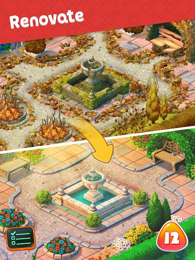 New Garden Match 3 Games Design Apkfinish screenshots 7