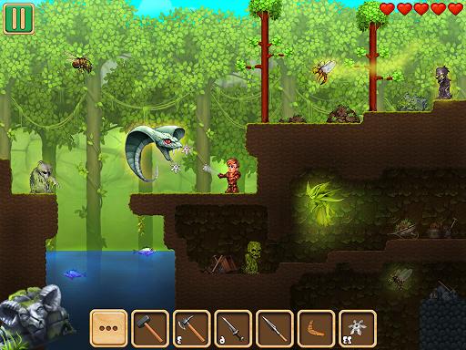 Adventaria: 2D World of Craft & Mining 1.5.3 screenshots 4