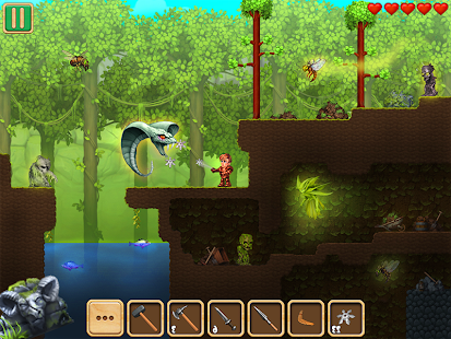Adventaria: 2D World of Craft