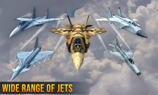 Fighter Jet Air Strike - New 2020, with VR 7.9.5 screenshots 2