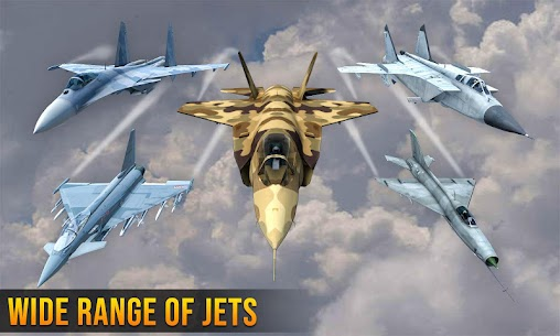 Fighter Jet Air Strike – New 2020, with VR Apk Download NEW 2021 4