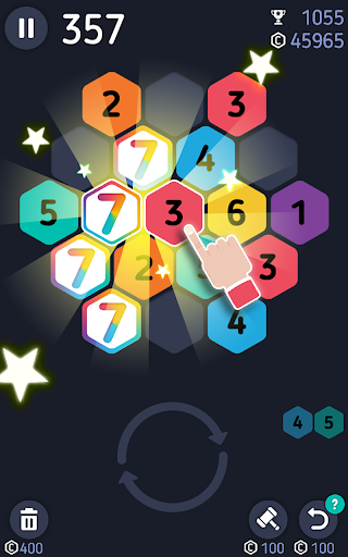 Make7! Hexa Puzzle  screenshots 2