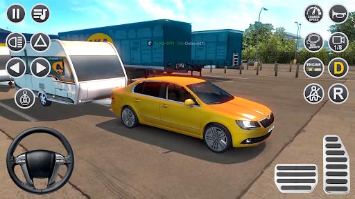 Real Car Parking Car Game 3D apkpoly screenshots 2