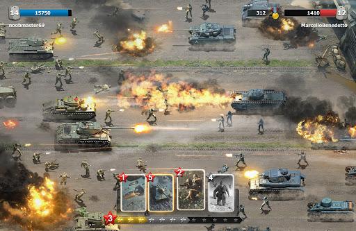 Heroes of War: WW2 Idle RPG 1.8.3 screenshots 1