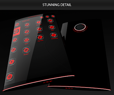 Soft Touch Red Theme 13.0.6 Screenshots 5