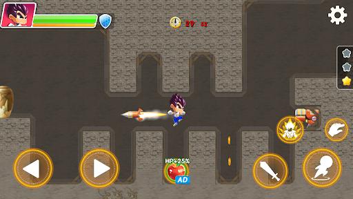 Hero the Man - Super Z Warriors 1.7.3.1 screenshots 11