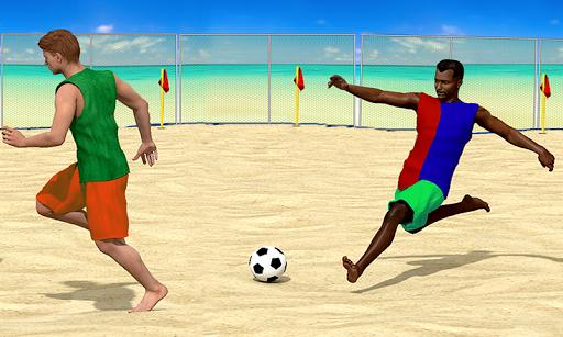 Beach Football screenshots 1