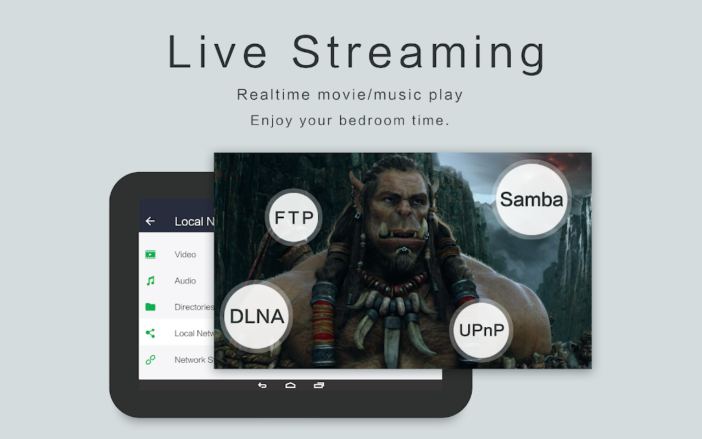 Video Player - OPlayer poster 11