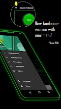 Ancleaner, Android cleaner screenshot thumbnail