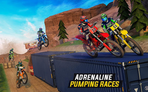 Xtreme Dirt Bike Racing Off-road Motorcycle Games  screenshots 9