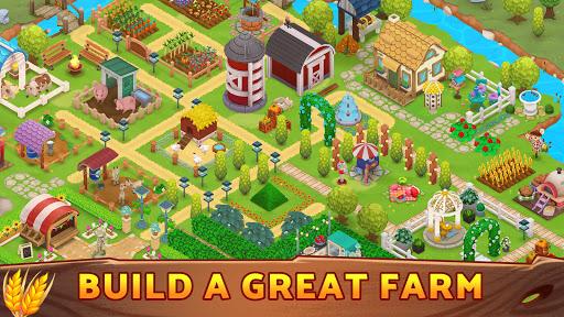 Harveston - Island in the Sky: The Farm Simulator screenshots 18