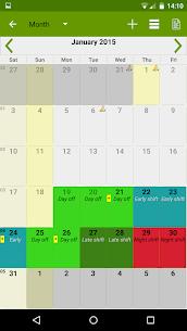Shift Work Calendar FlexR Pro v7.11.6 Patched APK 5
