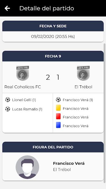 Liga el Diego screenshot 4