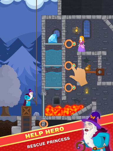 How To Loot: Pull The Pin & Rescue Princess Puzzle  Screenshots 12