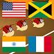 国名国旗クイズ:世界モンスター - Androidアプリ