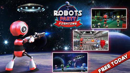 مستقبلية وحوش روبوت عصابة الحرة: لعبة قتال الحزب 6