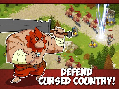 Tower Defense: New Realm TD MOD APK 1.2.62 (Unlimited Currency) 9