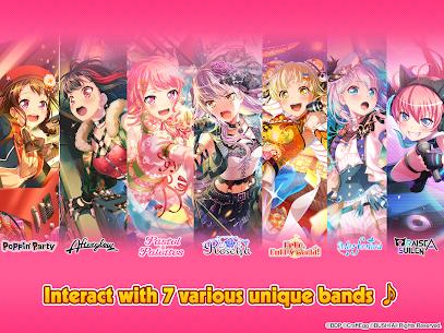 BanG Dream! Girls Band Party! [EN] MOD APK 4.4.1 (Menu Mod) 15