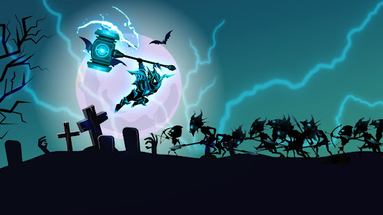 Stickman Legends: Shadow Offline Fighting Games DB apk