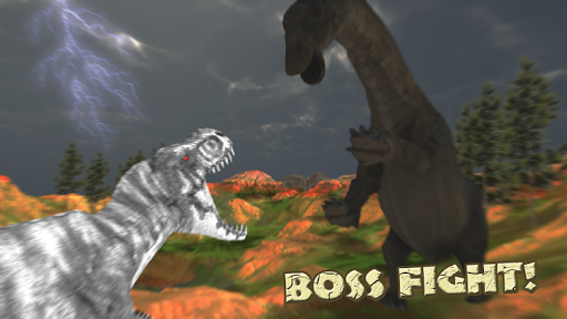 Hungry T-Rex: Island Dinosaur Hunt 0.7 screenshots 3