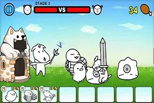 Milky Animals Cute Game screenshots 3