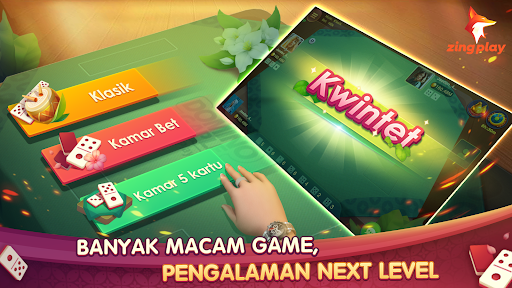 Domino Gaple 3D ZingPlay Game Gratis Seru Online  screenshots 11