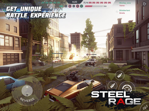 Steel Rage: Mech Cars PvP War, Twisted Battle 2020  screenshots 17
