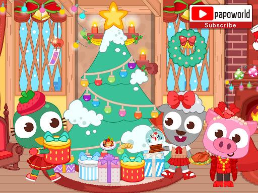 Papo Town Happy Festival  screenshots 10