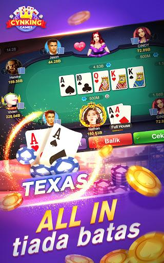 Gaple-Domino QiuQiu Poker Capsa Ceme Game Online 2.19.0.0 screenshots 11
