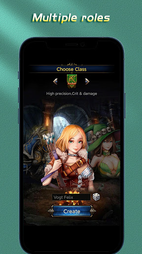 Shadow Legend Apk 1.10 screenshots 4