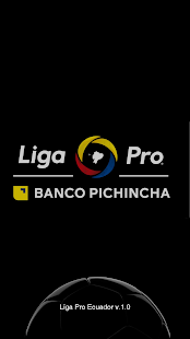 LigaPro Ecuador 1.0.7 Screenshots 1