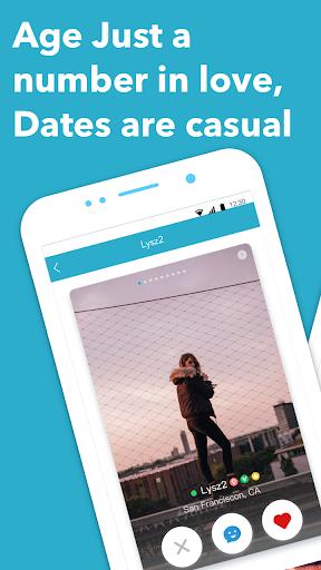 Seeking Age Gap Arrangement: Casual Dating & Match 3.8.0 Screenshots 4