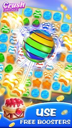 クラッシュ ボンボンス ― マッチ 3 パズルゲームのおすすめ画像4