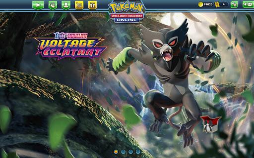 Code Triche JCC Pokémon Online APK Mod screenshots 1