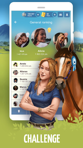 Howrse - free horse breeding farm game 4.1.6 screenshots 7