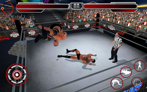 World Wrestling Revolution Stars: 2017 Real Fights 1.0.2 Screenshots 11