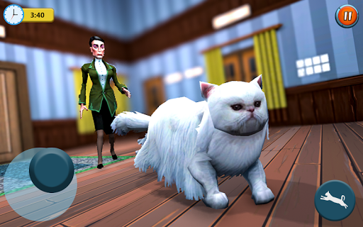 CAT & MAID: VIRTUAL CAT SIMULATOR KITTEN GAME screenshots 7